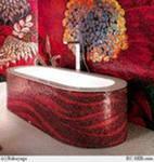 Покраска ванной и кухни