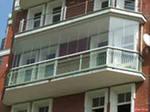 Балкон без рам