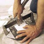 Обрезание керамической плитки