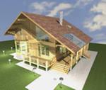 Проектировка загородного дома
