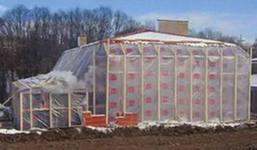 Зимняя консервация деревянных построек