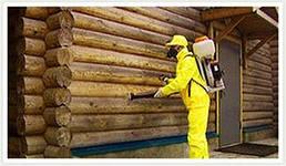 Защита деревянного дома от сырости