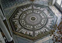 Мозаичный пол