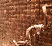 Плитка из кокосовой скорлупы